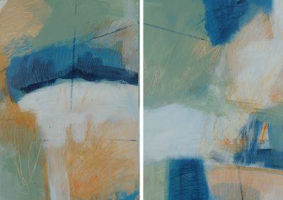 Diptych, Triptychs..
